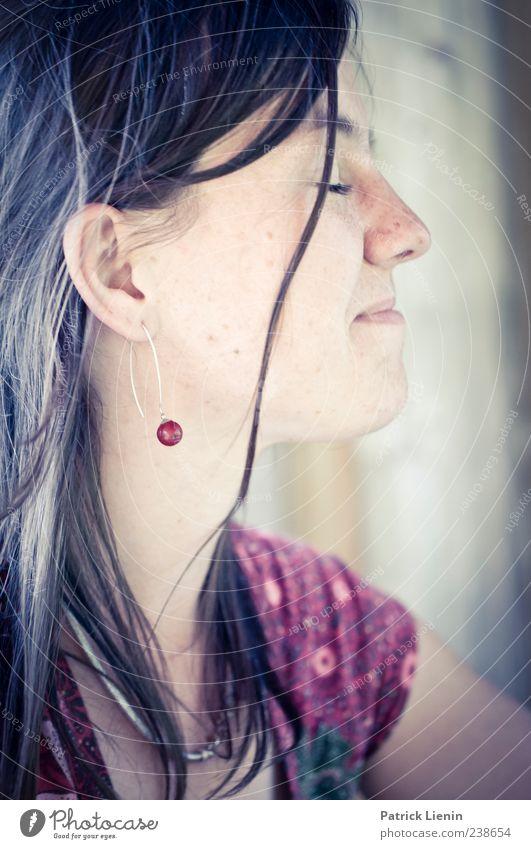 Living is Easy with Eyes Closed Mensch Frau Jugendliche schön Junge Frau 18-30 Jahre Gesicht Erwachsene feminin Stil lachen außergewöhnlich Haare & Frisuren