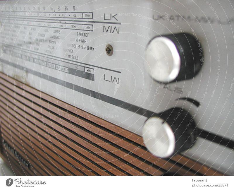 radio skala Musik Holz Freizeit & Hobby Radio Knöpfe Sechziger Jahre Skala Lautstärke Sender
