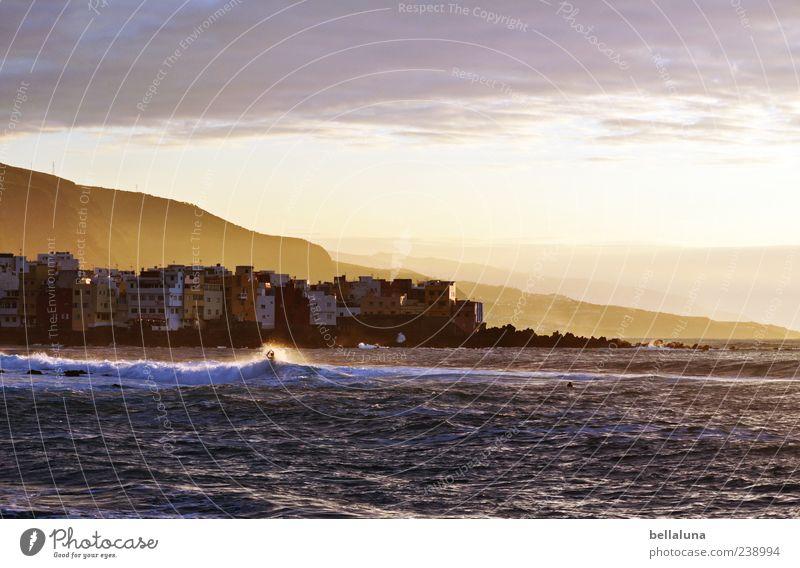 Happy ParticulaDay! Himmel Natur Wasser Stadt schön Sommer Meer Strand Wolken Haus Landschaft Berge u. Gebirge Küste Stimmung Horizont Erde