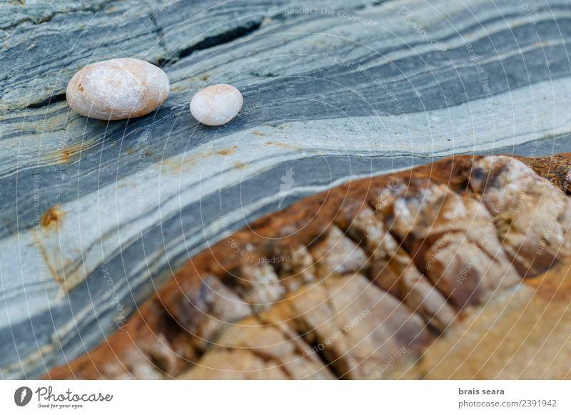 Natur blau Farbe Landschaft weiß Meer Erholung ruhig Strand Umwelt natürlich Küste Kunst Stein braun orange