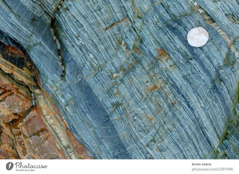 Natur blau Farbe Landschaft weiß Meer Erholung ruhig Strand Umwelt natürlich Küste Kunst Stein braun Textfreiraum