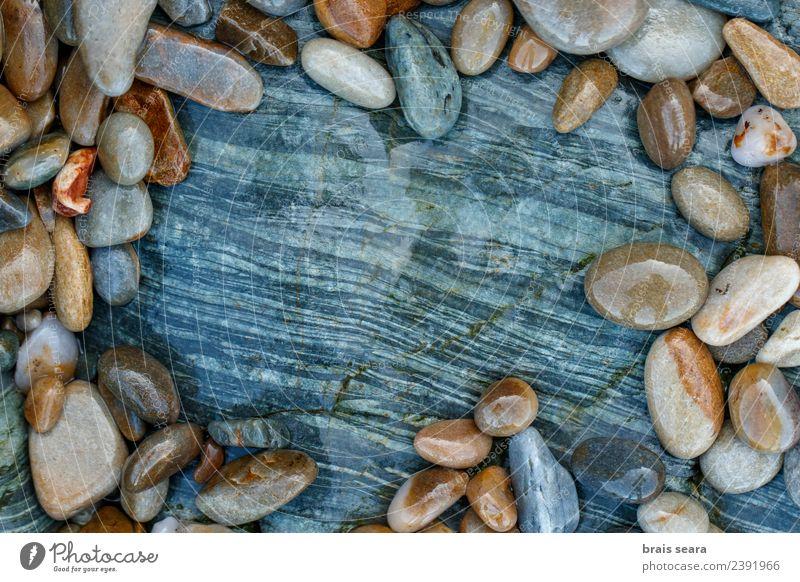Natur blau Farbe Wasser Landschaft weiß Meer Erholung ruhig Strand Umwelt natürlich Küste Kunst Stein braun