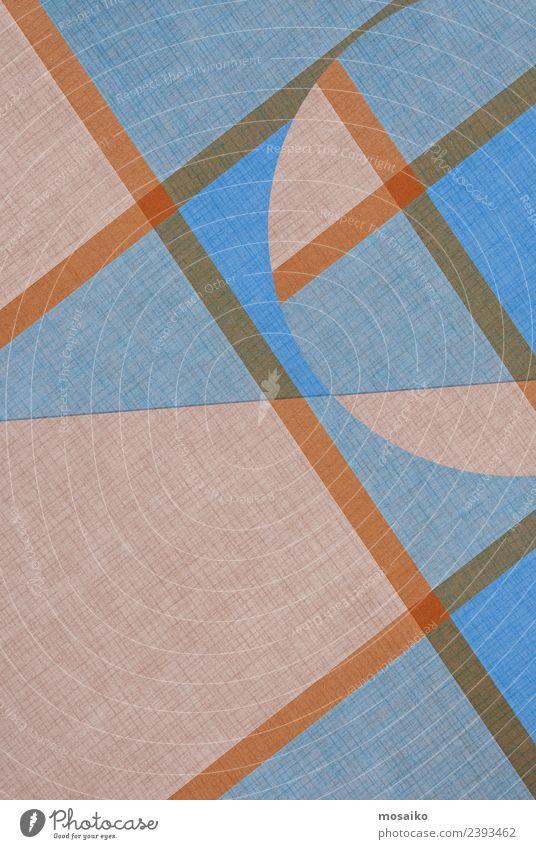 Farbe weiß Stil Glück Business Kunst Mode Design hell Linie modern Kreativität Papier Kreis einfach Sauberkeit