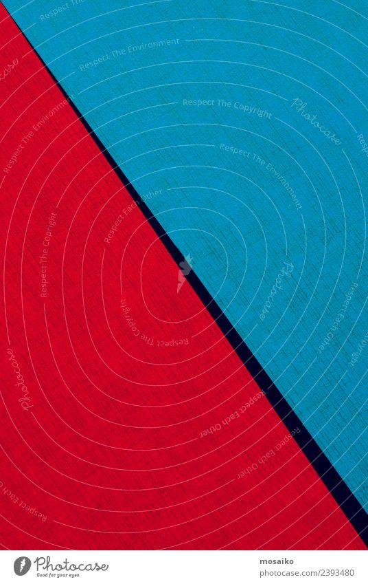 Grafische Formen aus Papier Lifestyle Reichtum elegant Stil Design Freude Kunst Mode außergewöhnlich trendy einzigartig kalt Originalität positiv Spitze blau