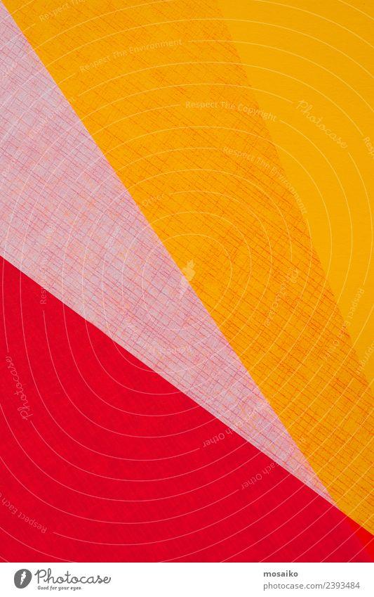 Papiercollage - Geometrische Formen - Buntes Design elegant Stil Entertainment Party Veranstaltung Feste & Feiern Geburtstag Kunst Kunstwerk ästhetisch