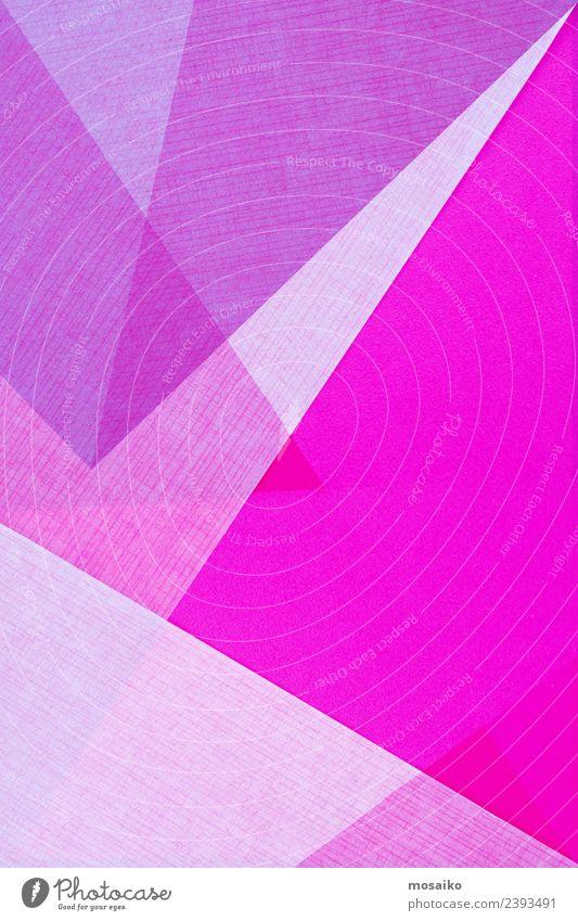 geometrische Formen auf Papierstruktur Lifestyle elegant Stil Design Tapete Hochzeit Bildung Handwerk Business Internet Kunst Mode Paket Linie einfach hell