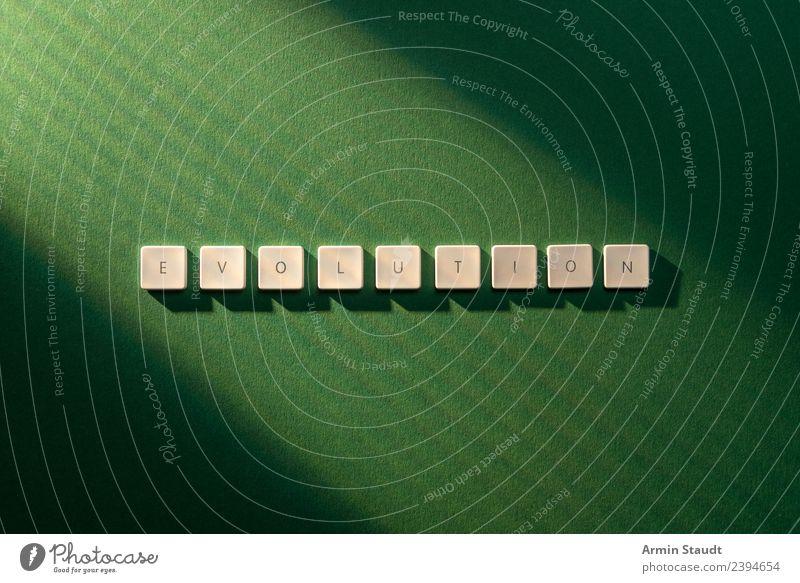 Evolution Natur grün Umwelt Stil Stimmung Design Schriftzeichen Kraft Computer Idee Wandel & Veränderung Vergangenheit Zeichen planen Hoffnung