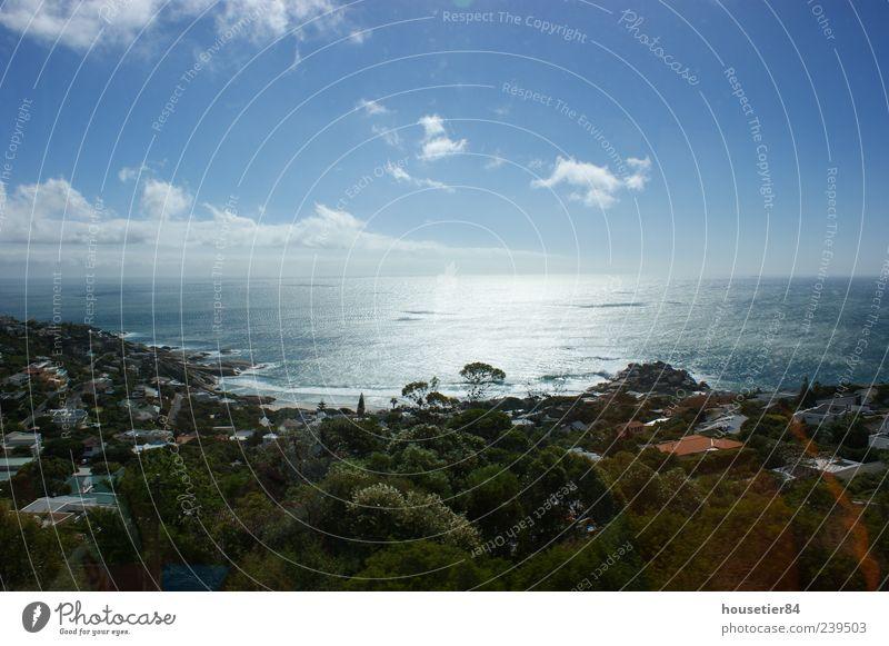 Oceanview Ferien & Urlaub & Reisen Sommer Meer ruhig Erholung Ferne Freiheit Küste Reisefotografie Tourismus ästhetisch Schönes Wetter Sommerurlaub exotisch