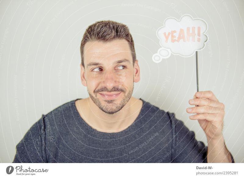 YEAH! Lifestyle Reichtum elegant Freude Glück sparen Zufriedenheit Geburtstag Bildung Student Business Karriere Erfolg Mensch maskulin Mann Erwachsene Leben 1