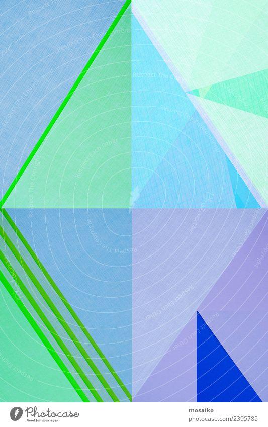 Rhombus - Farbenfrohe Formen Lifestyle Reichtum elegant Stil Design exotisch Freude Kunst Kunstwerk ästhetisch Zufriedenheit Genauigkeit gleich Glück