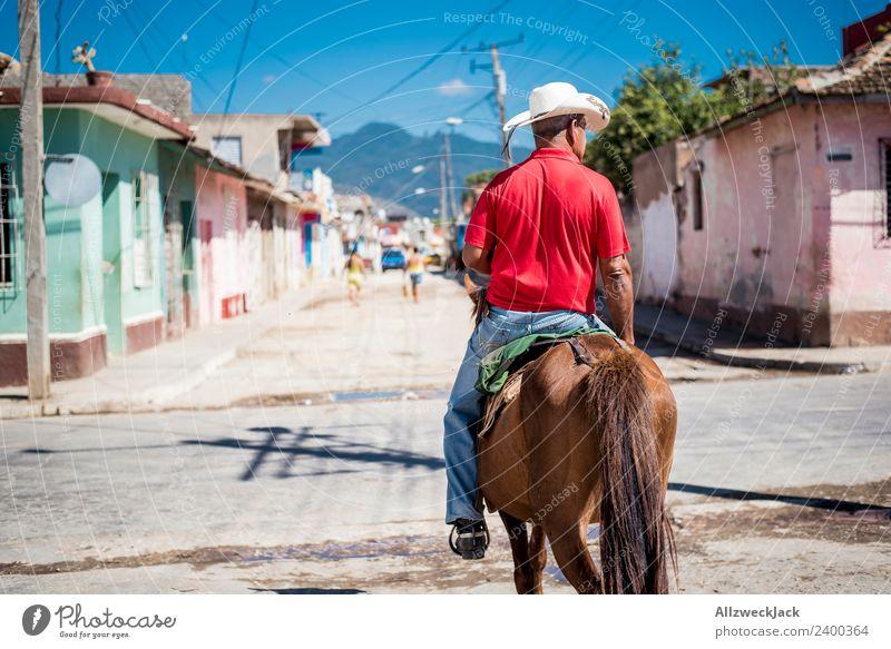 auf mann reiten