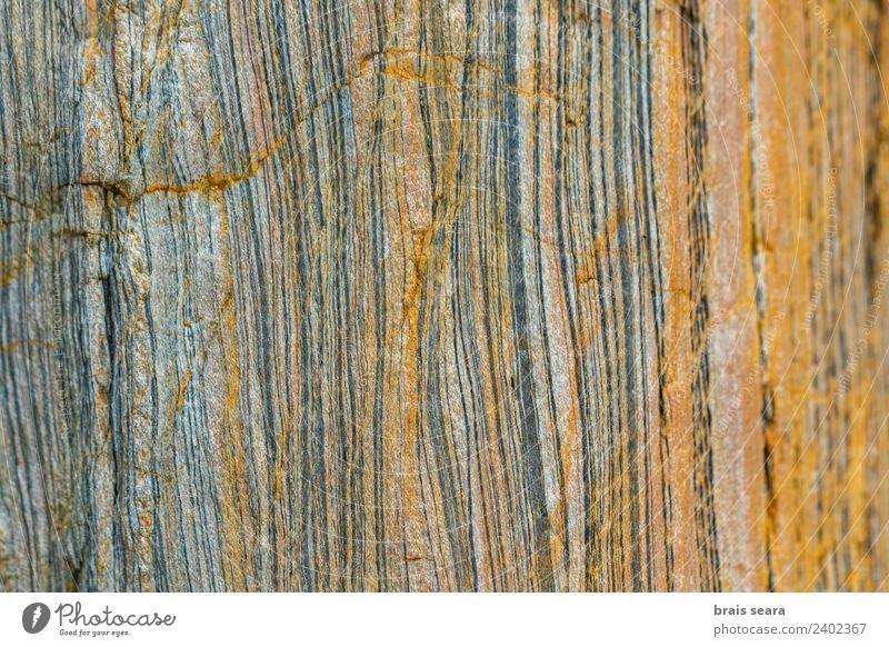 Strukturen und Formen Strand Meer Tapete Bildung Wissenschaften Geologie Beruf Geologen Kunst Umwelt Natur Erde Felsen Küste Sehenswürdigkeit Stein blau gelb