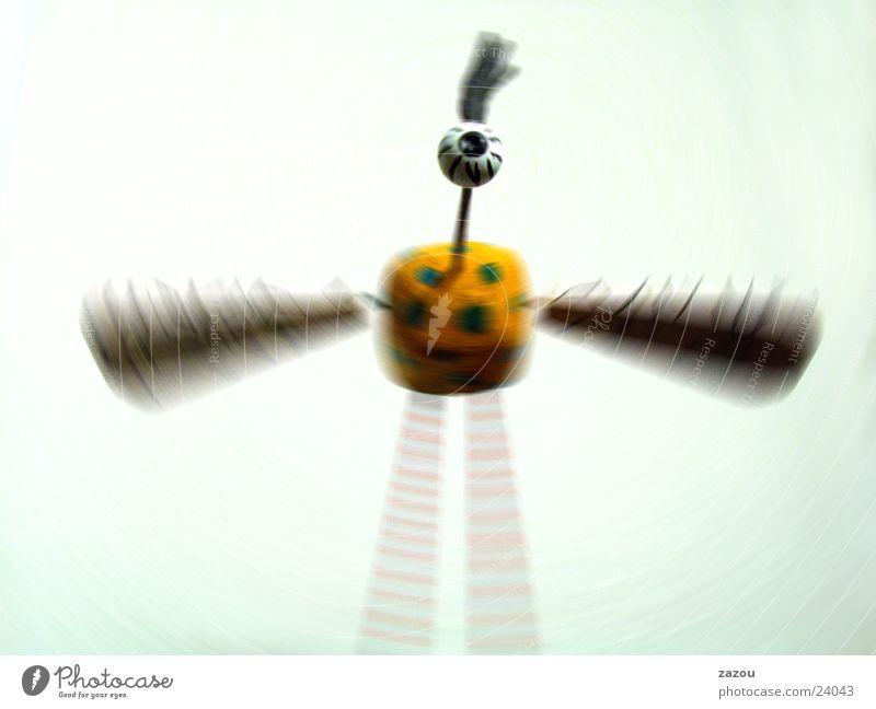 fly away Skulptur Vogel Kunstwerk obskur Bewegung