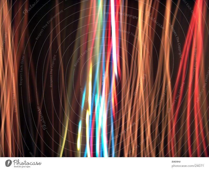Lichtspiel V1.0 Disco Nacht Geschwindigkeit Langzeitbelichtung Lampe Farbe Beleuchtung