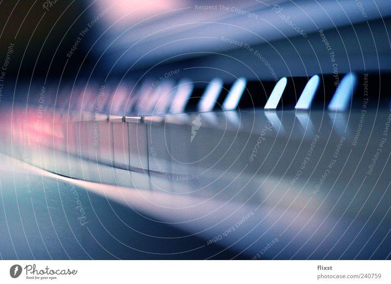 Music is the poetry of the air ruhig Musik Klaviatur Klavier Musikinstrument Klassik