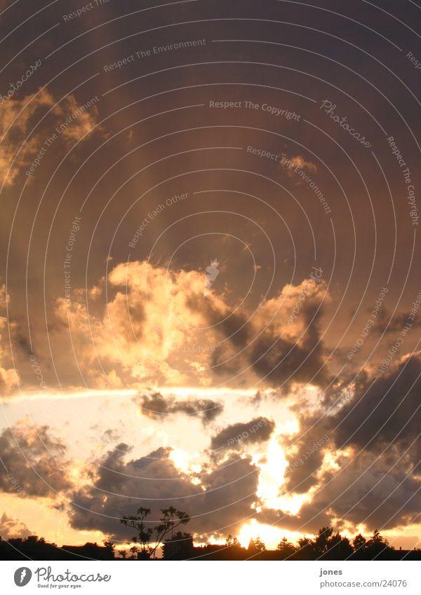 des nuages sauvages Wolken Wärme Physik Wildtier Wolkenband