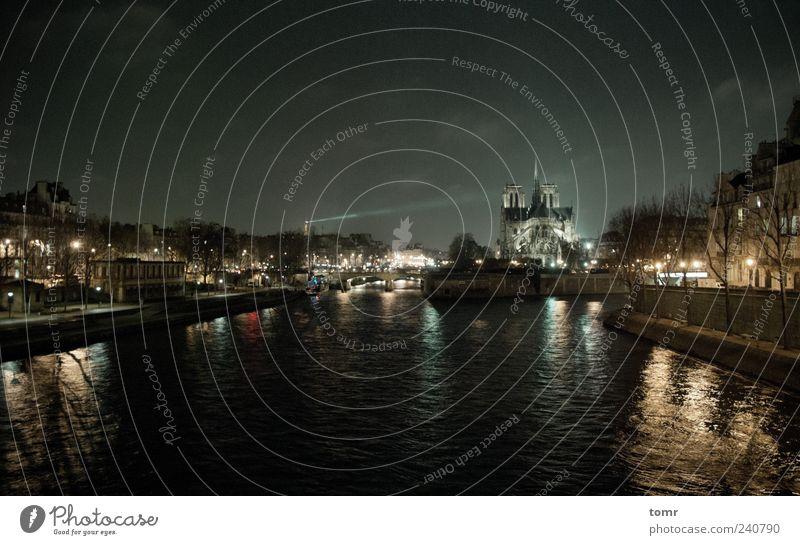alt Stadt Ferne Brücke ästhetisch Kirche authentisch fantastisch außergewöhnlich Paris Denkmal Frankreich Dom Hauptstadt