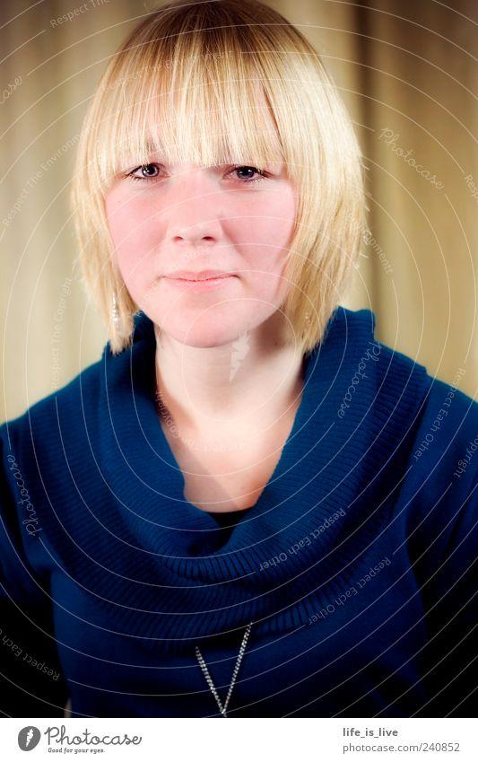 natürlich_0 Jugendliche Gesicht feminin Freundschaft Junge Frau Zufriedenheit blond 18-30 Jahre ästhetisch einzigartig 13-18 Jahre Gesichtsausdruck Leichtigkeit