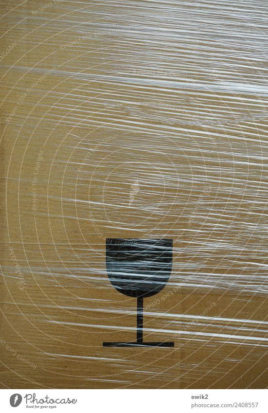 Bärenschnute Paket Folie Karton Cellophan Kunststoff Zeichen fest nachhaltig trocken kompetent Schutz Dienstleistungsgewerbe Vorsichtsmaßnahme Hinweis Warnung