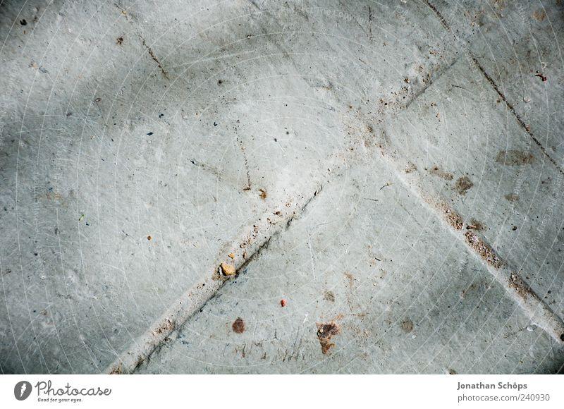 Fußboden des Steines Boden Bodenplatten Bodenbelag Steinplatten Fliesen u. Kacheln grau Strukturen & Formen Kreuz Oberfläche Oberflächenstruktur alt dreckig