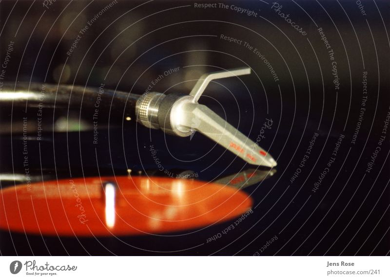 Clubstuff05 Schallplatte Diskjockey Licht Foyer ruhig Tanzen Musik Plattenspieler Technik & Technologie Plattenteller