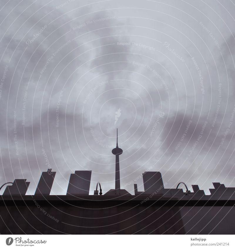 skyline Ferien & Urlaub & Reisen Stadt Haus Ferne Berlin Architektur klein Gebäude Ausflug Tourismus Hochhaus Lifestyle Turm Bauwerk Skyline Wahrzeichen