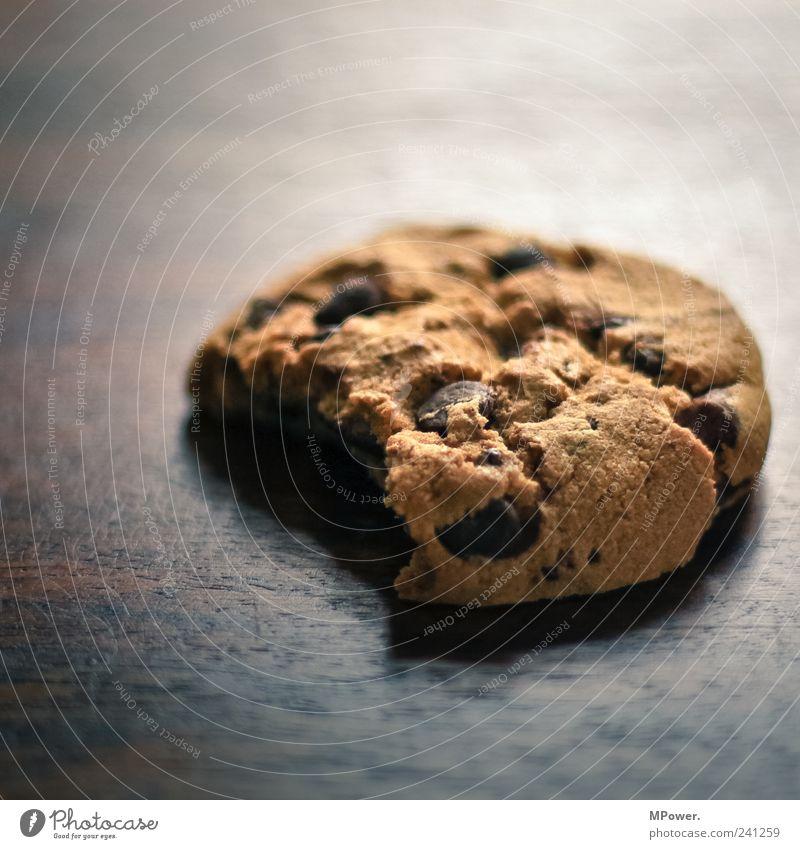 der geht immer... Holz braun Lebensmittel frisch Ernährung Tisch süß Kochen & Garen & Backen genießen Appetit & Hunger Süßwaren lecker Tiefenschärfe Schokolade ködern Mahlzeit