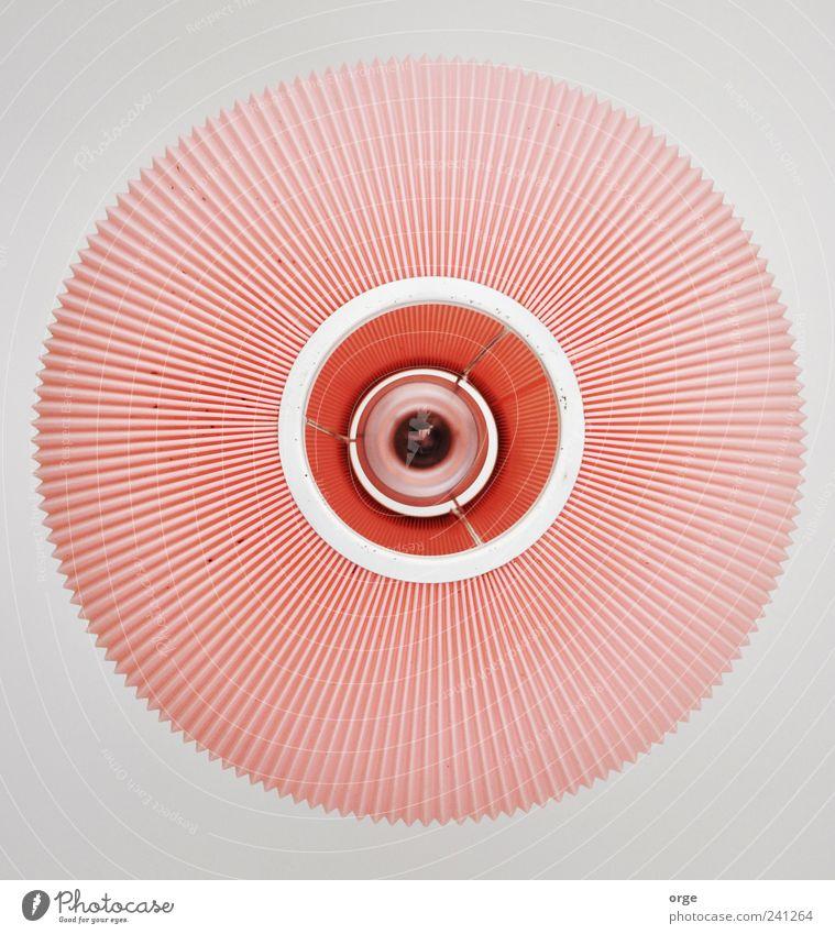 Lampe Lifestyle Stil Design Blick ästhetisch trendy schön einzigartig natürlich oben rosa Coolness Warmherzigkeit Farbe modern Farbfoto mehrfarbig Innenaufnahme