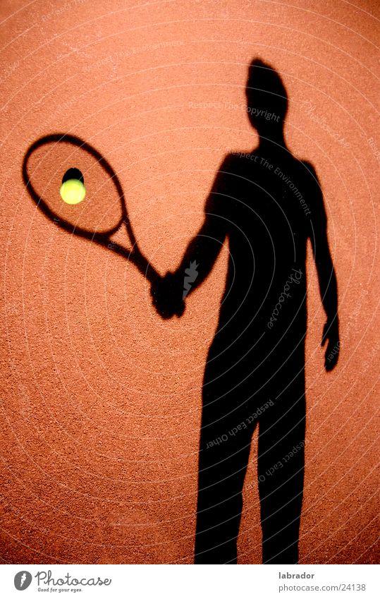 Tennis Mensch Sport Platz Ball