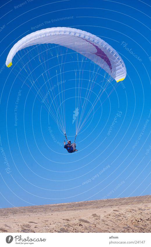 Nur Fliegen ist schöner III Himmel Sport Berge u. Gebirge Flugsportarten