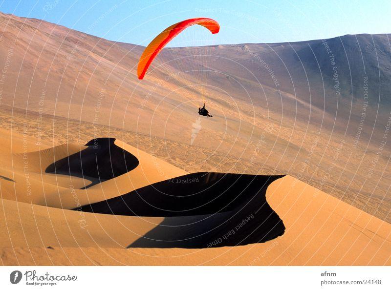 aerodyne.fr II Himmel Sport Fallschirm Wüste Gleitschirm