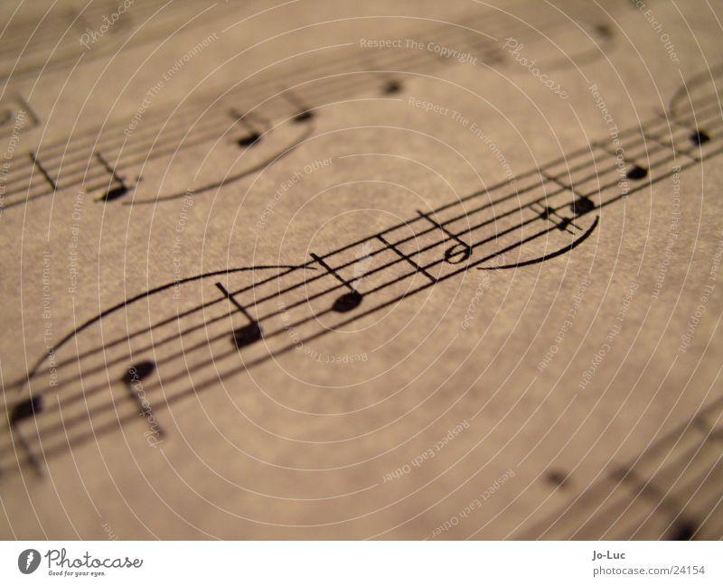 g Blatt Papier Klang durchleuchtet Konzert Musik Musiknoten Teile u. Stücke Sheet Dynamik Makroaufnahme