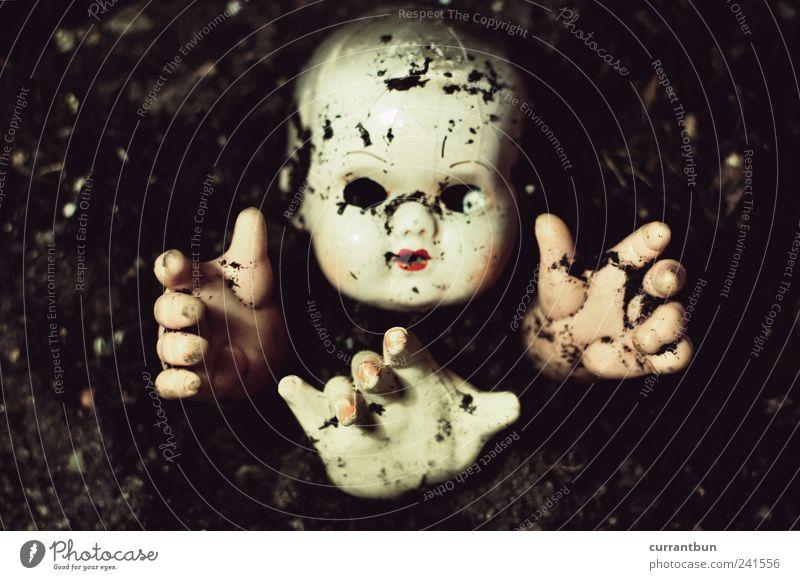 breed your buddy Sammlerstück Rätsel Schwäche Surrealismus Verzweiflung Wachstum Erde Puppe Puppenauge Hand 3 dreckig zucht Zukunftsangst Ackerbau zuchtfarm