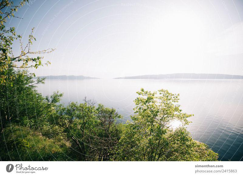 Ozean Ferien & Urlaub & Reisen Tourismus Ausflug Abenteuer Ferne Freiheit Sommer Sommerurlaub Sonne Meer Insel Umwelt Natur Landschaft Luft Wasser Himmel
