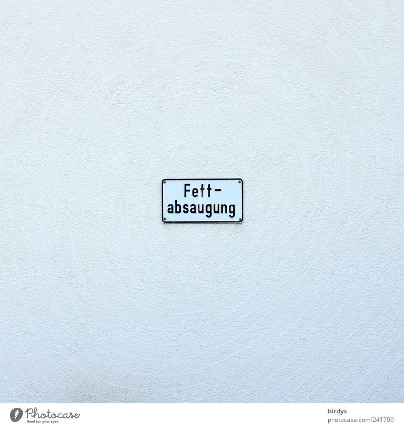 Unglücklich ? schön weiß schwarz Wand Gesundheitswesen Energiewirtschaft Schilder & Markierungen Hinweisschild Lebensfreude Wandel & Veränderung dünn