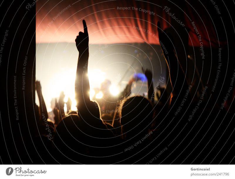 Mouvement mondial Mensch Hand Freude Gefühle Glück Party Musik Stimmung Feste & Feiern Tanzen Fröhlichkeit Konzert Veranstaltung Leidenschaft Lebensfreude Menschenmenge