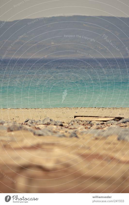 Beachtime | Simos Beach, Elafonisos harmonisch Wohlgefühl Zufriedenheit Erholung ruhig Meditation Schwimmen & Baden Ferien & Urlaub & Reisen Tourismus Freiheit