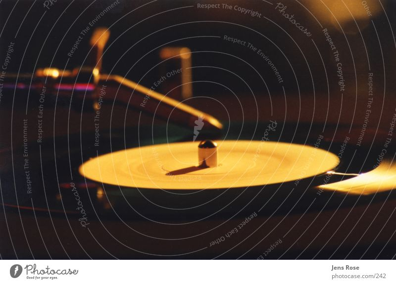 Clubstuff03 Schallplatte Diskjockey Licht Foyer ruhig Tanzen Musik Plattenspieler Technik & Technologie Plattenteller