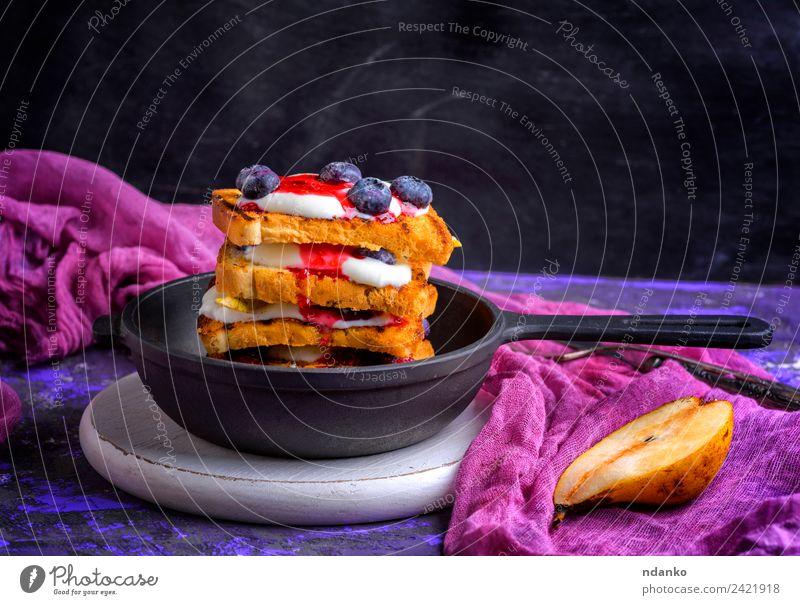weiß Speise schwarz Frucht frisch Tisch lecker Frühstück Dessert Brot Beeren Mahlzeit rustikal Snack Blaubeeren Birne