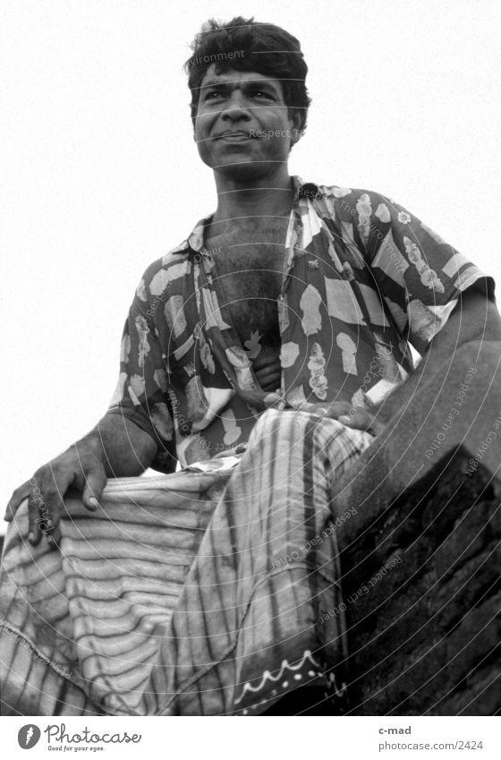 Mahout - Sri Lanka Mann Asien