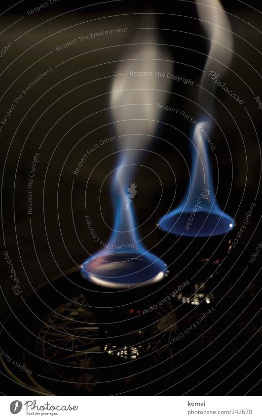 Bergteufel Wärme Feste & Feiern Glas Getränk heiß brennen genießen Alkohol Flamme Licht Alkoholsucht Spirituosen Lebensmittel Schnapsglas
