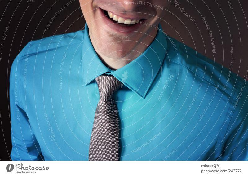 as usual. Mann Mode Erfolg Lächeln Freundlichkeit Anzug Dynamik Wirtschaft Handel Karriere Künstler Konkurrenz Krawatte Aktien Geschäftsleute Kapitalwirtschaft