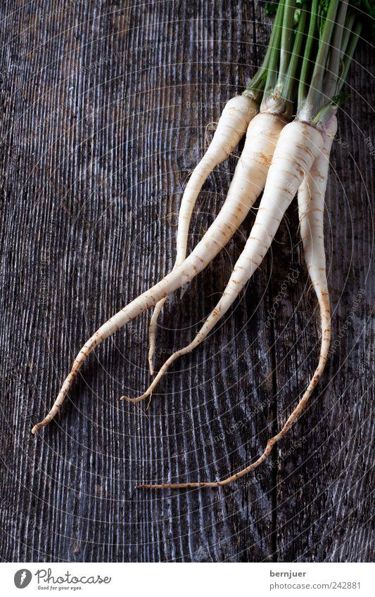 i am root weiß braun Ernährung Lebensmittel 4 Gemüse Kräuter & Gewürze Holzbrett exotisch nachhaltig Wurzel Billig Wurzelgemüse Holzplatte Zutaten Petersilie