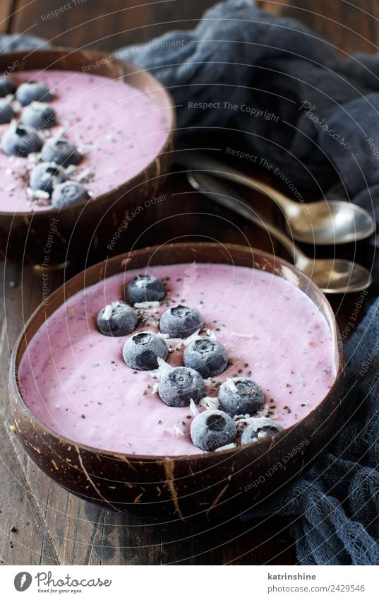 Sommer weiß rot braun rosa Frucht Ernährung frisch Frühstück Dessert Beeren Schalen & Schüsseln Diät Vegetarische Ernährung Vitamin Löffel