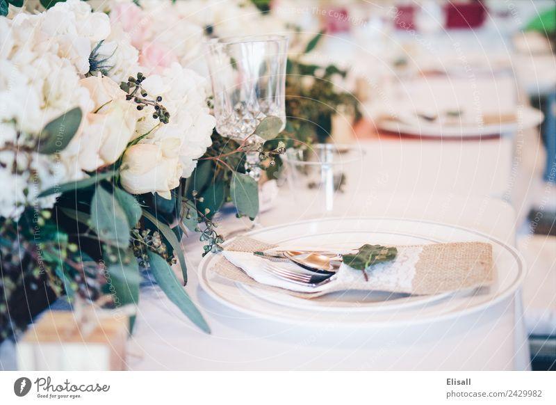 Tischlandschaft Lebensmittel Lifestyle Reichtum elegant Stil Design Freude Essen Feste & Feiern ästhetisch Hochzeit Abendessen Esszimmer Dekoration & Verzierung