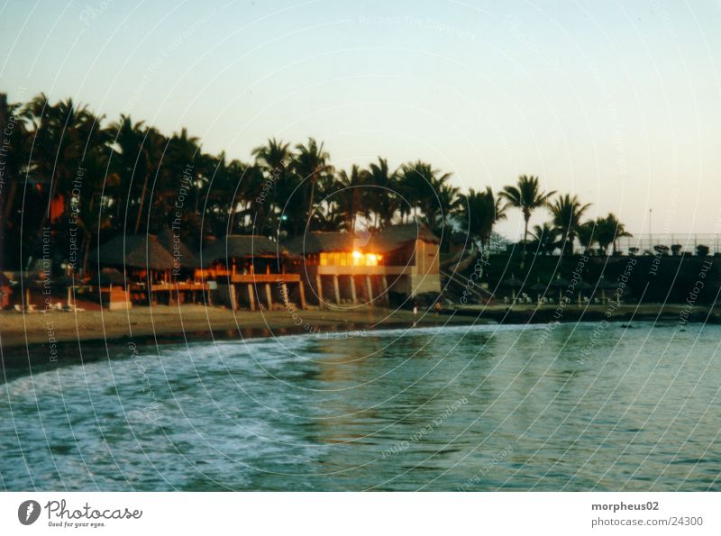 paradise? Meer Sonne Hotel Strand Wasse