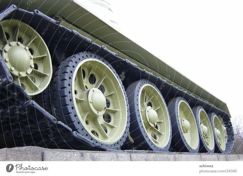 Panzer Technik & Technologie Denkmal Krieg Fahrzeug gepanzert Kettenfahrzeug Elektrisches Gerät