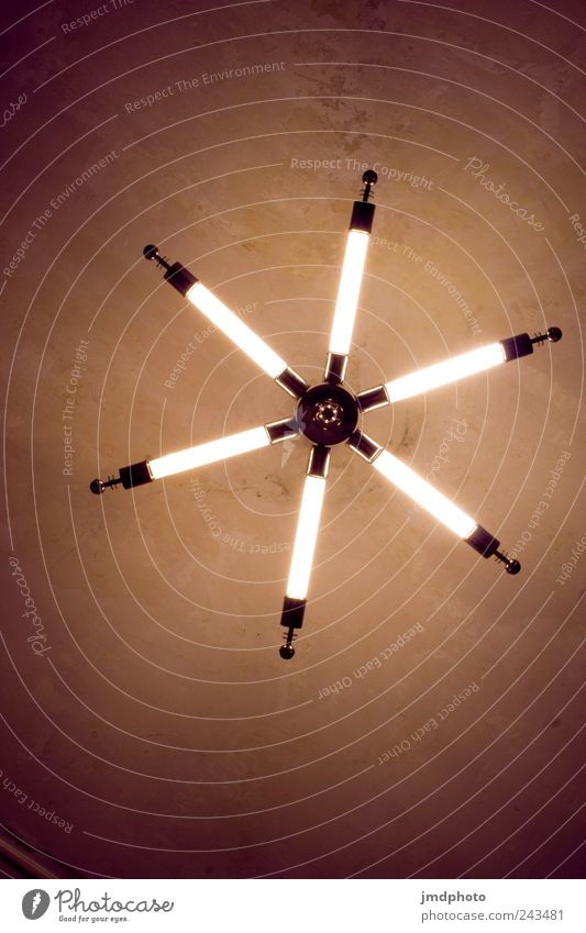 Lampe ruhig kalt hell Wohnung Innenarchitektur Energie Design modern Energiewirtschaft ästhetisch Hoffnung Stern (Symbol) Coolness leuchten Häusliches Leben