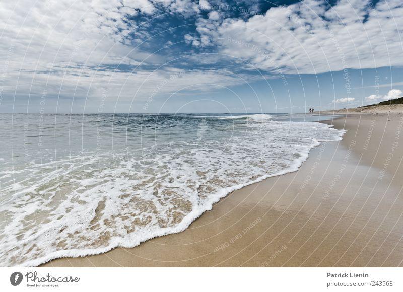 please let me get what I want Himmel Natur Wasser Sommer Strand Ferien & Urlaub & Reisen Meer Wolken Ferne Freiheit Landschaft Umwelt Küste Stimmung Wetter Wellen