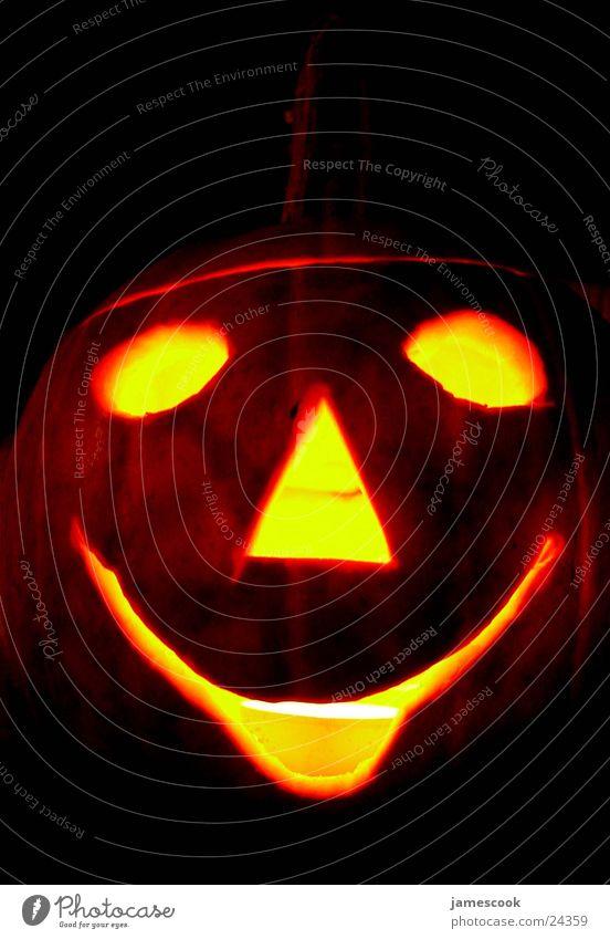 Kürbis Halloween obskur Pumpkin Geister u. Gespenster lustig lachen